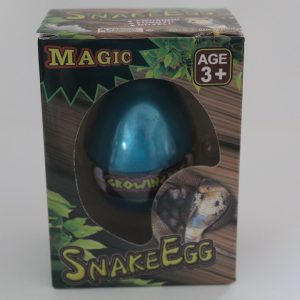 Magic Growing Snake Egg