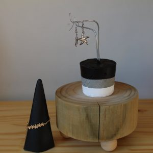 Earring & Ring stand combo